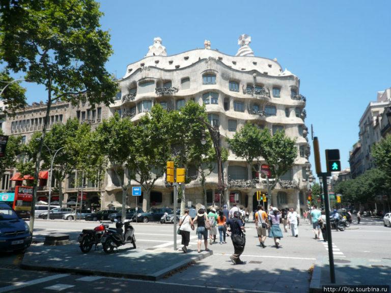 Барселона: что посмотреть за 1 день