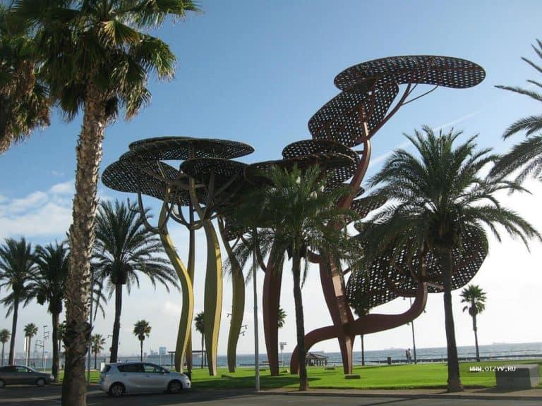 Экскурсии из Ла Пинеда в Барселону