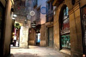 vicolo-barrio-gotico