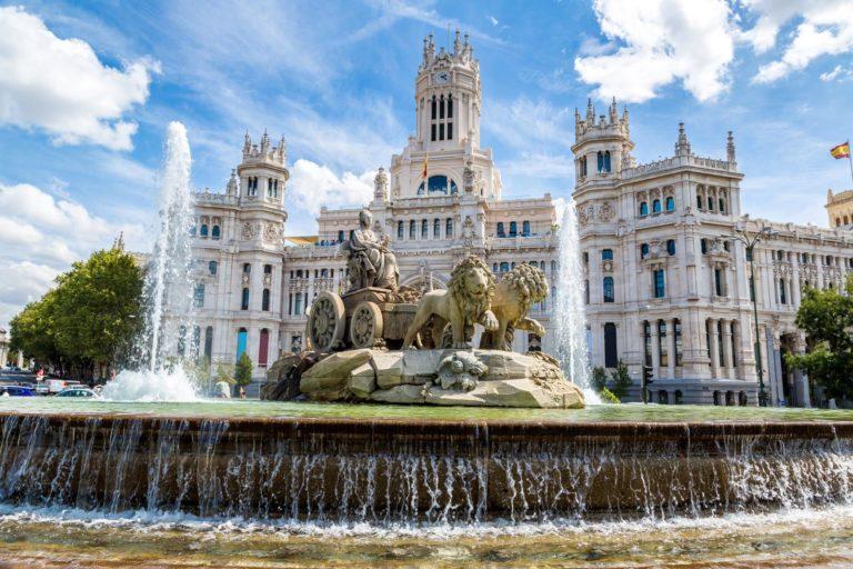 Тур по Испании — Барселона-Мадрид-Толедо-Валенсия-Барселона